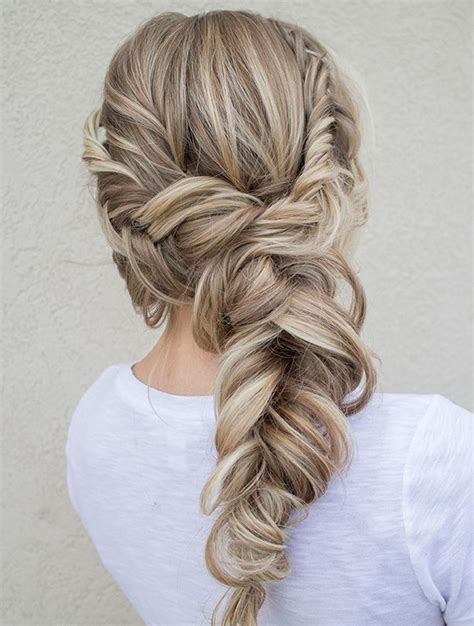 wedding hairstyles braids side swept wedding hairstyles to inspire mon cheri bridals