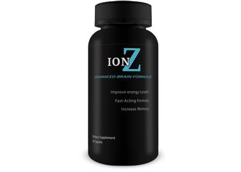 z supplement ion z brain supplement pills reviews pulse on health