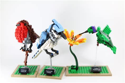 Diskon Lego 21301 Birds 1 brick display obi wan kenobi wars episode iii