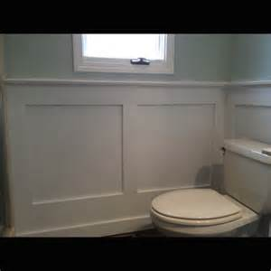 mdf wainscoting in bathroom bathroom ideas pinterest