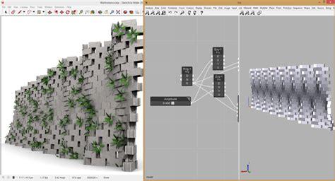 sketchup layout walls viz parametric modeling for sketchup