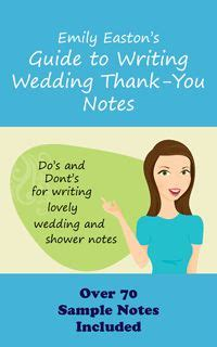 writing thank you notes for bridal shower gifts how to write a thank you note always expect from
