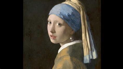 la joven de las la joven de la perla de vermeer ser 225 analizada para determinar el impacto del paso del tiempo