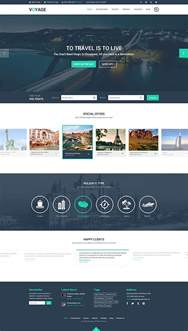 travel portal templates 20 beautiful psd templates you can for free