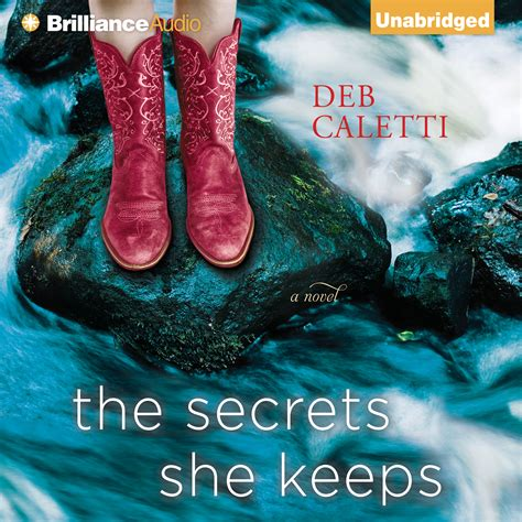 the secrets she keeps a novel books the secrets she keeps audiobook by deb caletti
