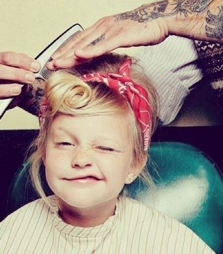 girl hairstyles with bandana pin up little girl red bandana interesante