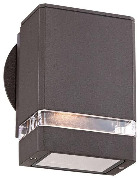 possini euro rectangular black up down outdoor wall light possini euro ridgeland bronze rectangular outdoor