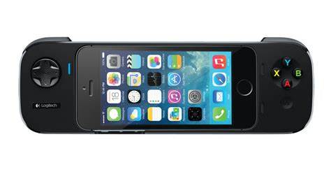 new logitech powershell g550 controller w battery iphone 5 5s ipod touch ebay