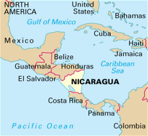 physical geography geography of mexico howstuffworks geography of nicaragua physical geography howstuffworks