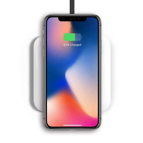 bezalel futurax 15w fast wireless charging pad made for iphone xs xs max xr samsung and other