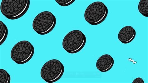 oreo pattern vector ad of the day is chiddy bang s oreo wonderfilled song