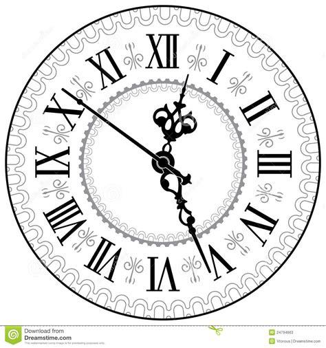 clipart orologio clock cliparts