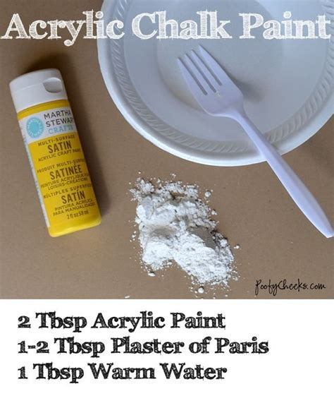 chalkboard paint using baking soda 25 best ideas about chalk paint on