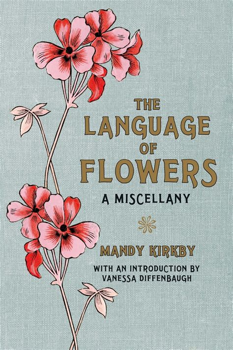 the language of flowers books worth reading pinterest
