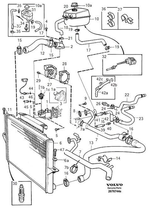 volvo engine diagrams volvo c engine diagram wiring
