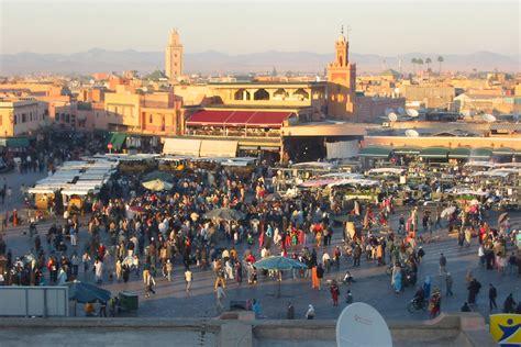 morocco city marrakech city marrakesh market souk pictures photos