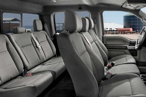 Ford F150 Interior by 2017 Ford 174 F 150 Truck Photos Colors 360