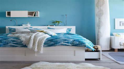 Bedroom Design Ideas Blue And White Interiors For Small Bedrooms White And Blue Bedrooms For