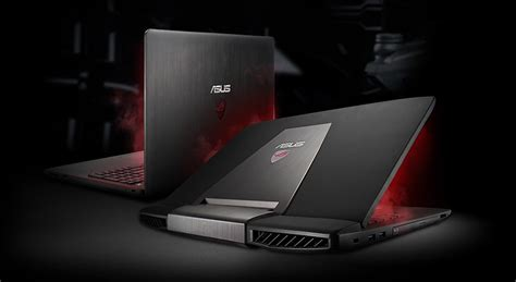 Asus Gaming Laptop Rog G751 asus brings out rog g751 gaming laptops with nvidia gtx 980m 970m gpus
