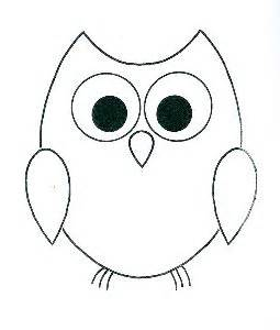 Owl Outlines Drawings by 25 Best Ideas About Simple Owl Drawing On Simple Owl Owl Drawing Easy And