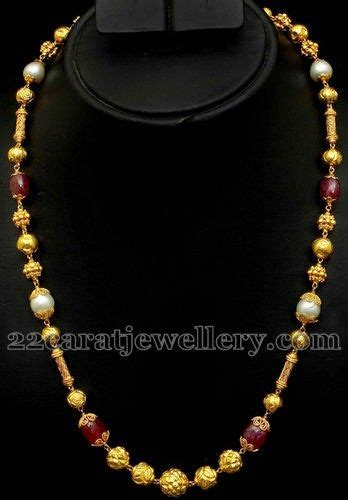 bead and chain necklace designs 63 best gold and pearl strings images on