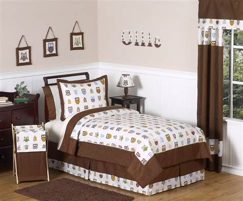 owl comforter twin owl twin bedding collection