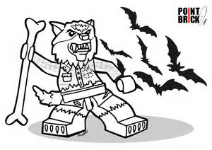 point brick blog disegni da colorare lego halloween
