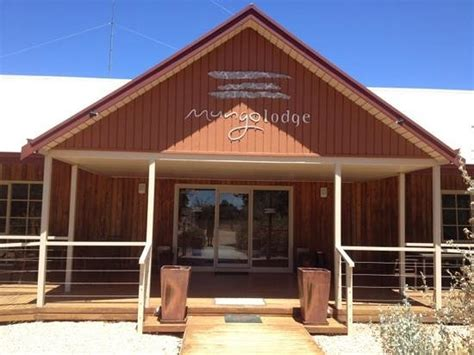 we stayed here to visit mungo national park review of