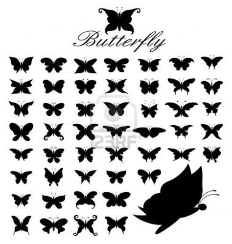 small silhouette tattoo 152 best images about butterflies silhouettes graphics on