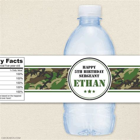 camo caps for water bottles 227 best images about bottle cap printables on