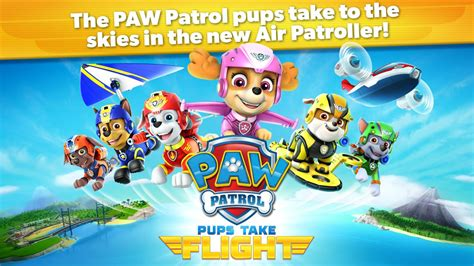puppy paw patrol paw patrol pups take flight amazin top 100