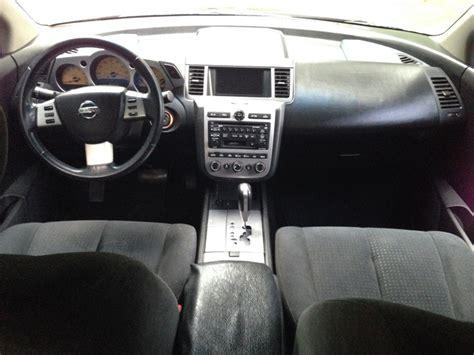 2005 Nissan Murano Interior by 2005 Nissan Murano Pictures Cargurus