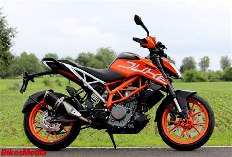 Ktm Duke 390 Test 2017 Ktm Duke 390 Test Ride Review 187 Bikesmedia In