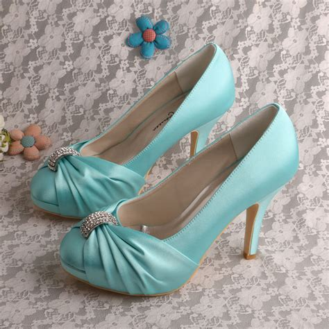 aqua high heel shoes popular aqua heels buy cheap aqua heels lots from china