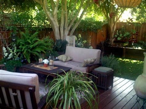 best in backyards inspiring small garden design with modern furniture