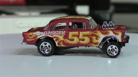 Wheels 55 Chevy Diecast 2017 wheels a 12 55 chevy bel air gasser