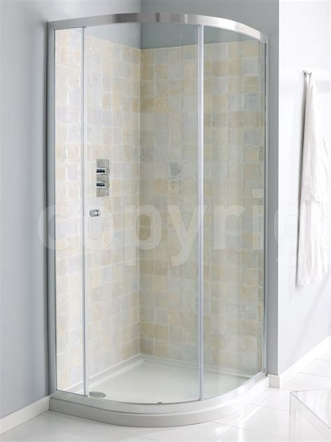 Simpsons Shower Door Simpsons Edge Single Door Quadrant Shower Enclosure 800 X 800mm