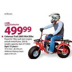 best xbox one black friday deals coleman trail 200u mini bike at bj s wholesale toy books 2013