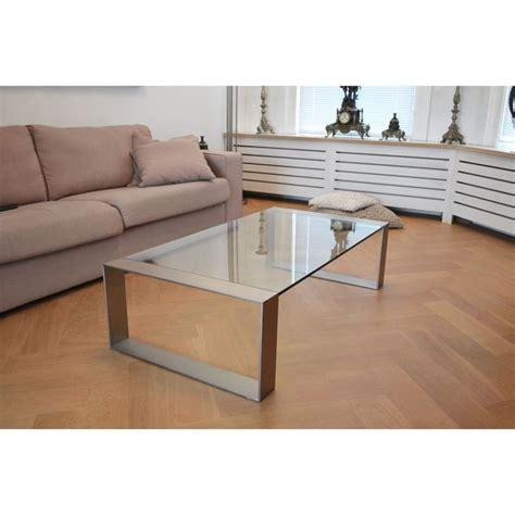 stijlvolle salontafel verkant 25 beste idee 235 n over glazen salontafels op pinterest