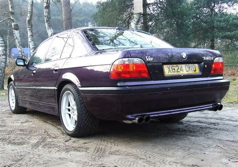 Timm's BMW E38 7 Series Repair And Information