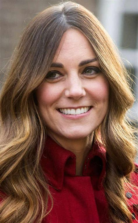 kate middleton kate middleton shows gray roots still has flawless