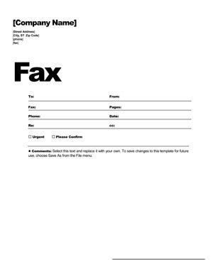 fax cover sheet template google docs best business template