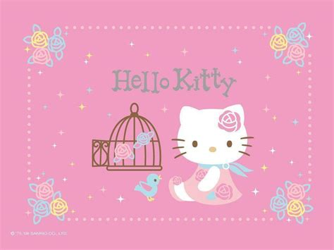 hello kitty animated wallpaper hello kitty wallpapers and screensavers wallpaper cave