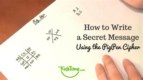 how to make a secret message card how to write secret messages on paper 28 images