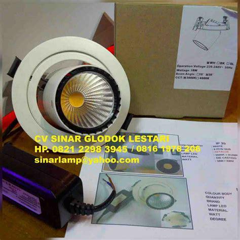Lu Sorot Halogen 50 Watt lu sorot spot downlight plafon 18 watt