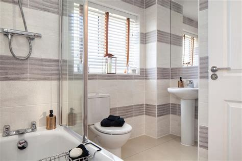 beautiful bathrooms taylor wimpey