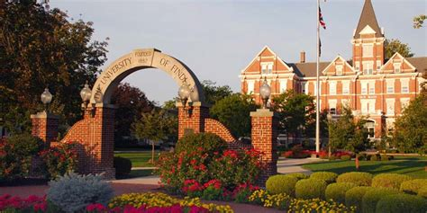 Of Findlay Mba Requirements the of findlay the of findlay