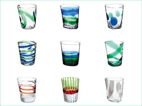 bicchieri sia bora i bicchieri singolari di carlo mostra