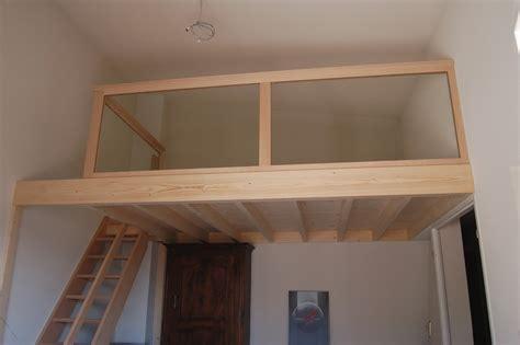Plan Lit Mezzanine En Bois by Cout Moyen Pour L Installation D Une Mezzanine Suspendue