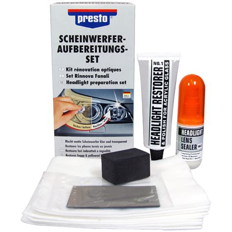 Scheinwerfer Polycarbonat Polieren by Zubeh 246 R Scheinwerferglas Auf Original Scheinwerfer